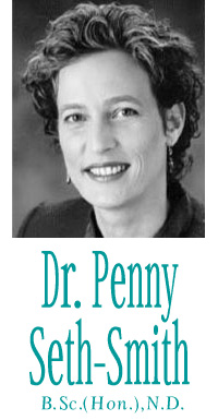 Dr Penny Seth-Smith - Naturopathic Family Physician - Vancouver Island